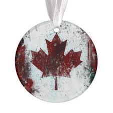 canadian flag ornaments zazzle ca