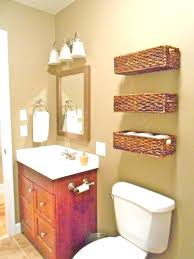 Wicker Basket Bathroom Storage Basket Bathroom Storage Christlutheran Info