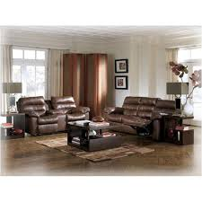 ashley furniture floor ls 9440094 ashley furniture memphis brown loveseat