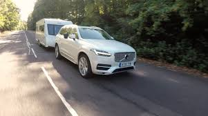 volvo xc90 the practical caravan volvo xc90 review youtube