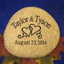 engraved stones custom engraved anniversary stones and rocks archive