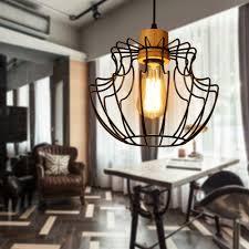 online get cheap contemporary restaurant lighting aliexpress com creative personality modern chandelier lamp restaurant bar cafe american living room pendantlight china mainland