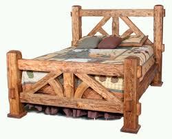 best 25 rustic bed frames ideas on pinterest diy bed frame