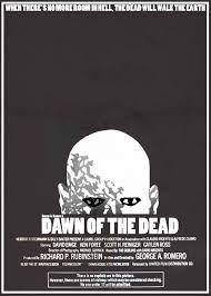 dawn of the dead 1978 poster by thehorrorsofwar on deviantart