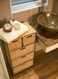 Wicker Bathroom Storage by 26 Best Wicker Storage Solutions Images On Pinterest Storage