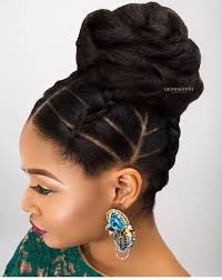 styling of freezing african hair best 25 updos for natural hair ideas on pinterest styles for