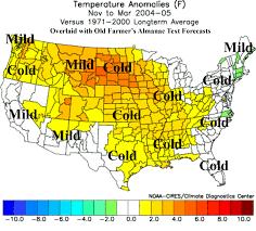 Farmers Almanac Florida Winter Forecast Part Iii The Old Farmer U0027s Almanac Category 6