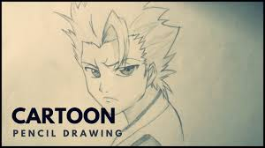 how to draw cartoons for beginners step by step with pencil youtube
