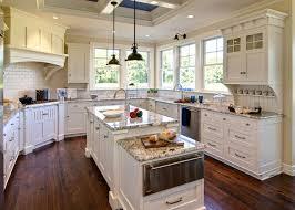 white kitchen cabinets with granite countertops 8203 baytownkitchen