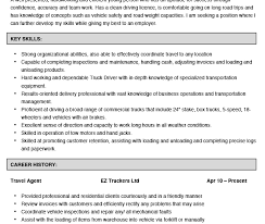 download resume for truck driver haadyaooverbayresort com