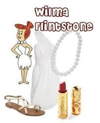 Flinstone Halloween Costume Wilma Flintstone Costume Tutorial Wilma Flintstone Costume