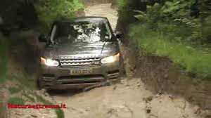 range rover camping new range rover sport 2013 offroad action youtube