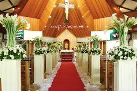 Wedding Design Aprille Araguas Designs Harold Bonifacio Julie Supnet Wedding