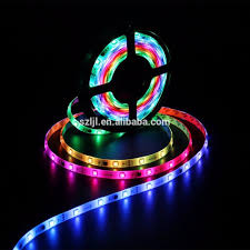 Rgb Led Light Strips by Ws2812 Led Strip Ws2812 Led Strip Suppliers And Manufacturers At