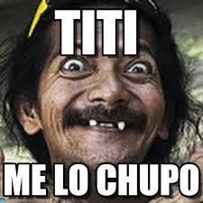 Titi Meme - titi ha meme en memegen