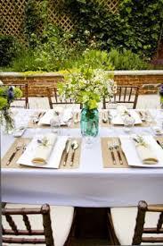 Elegant Backyard Wedding Ideas by Casual Backyard Wedding There U0027s Something So Sweet And