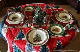 Christmas Table Decoration Red by 57 Classy Christmas Table Decorations And Settings That Look