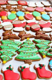 decorated christmas cookies christmas cookies sweetopia