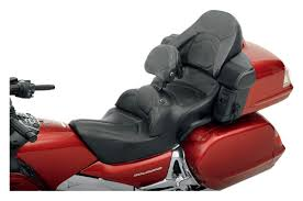 honda goldwing saddlemen road sofa seat honda goldwing 2001 2010 revzilla