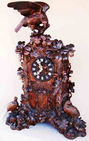 black forest cuckoo clocks trumpeter clocks of emilian wehrle