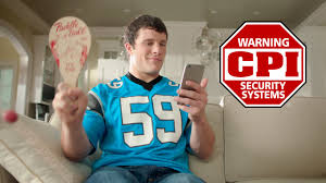 Luke Kuechly Meme - what if luke kuechly was your personal assistant cpi security