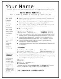 one resume exles one page resume exles megakravmaga