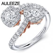 halo design rings images Filigree design two stone cushion halo lab grown diamond ring 14k jpg