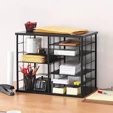Modern Desk Organizers by Modern Desktop Anizer Desktop Printer Stand With Drawers Chest Of