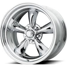Wide Rims For Trucks American Racing Classic Custom And Vintage Applications Available