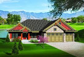 plan 970044vc expandable northwest ranch house plan ranch house