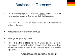 business etiquette other countries