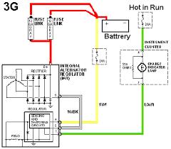 3g alternator upgrade how to