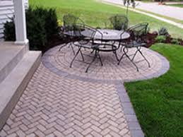 backyard patio pavers back yard concrete patio pavers back yard