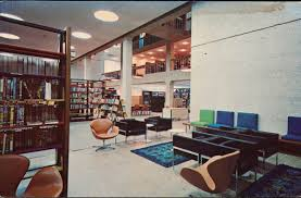 Midcentury Modern by A Look At Massachusetts U0027 Midcentury Modern Libraries