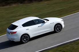 maserati black 4 door 2017 maserati levante first drive review