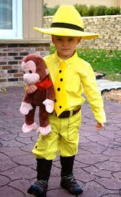 Boy Costumes Halloween 25 Curious George Costume Ideas Costumes