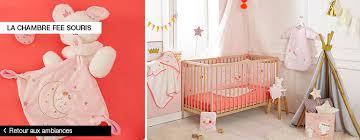 chambre fee chambre fée souris bébé fille kiabi
