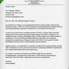 Market Research Analyst Cover Letter Examples Junior Business Analyst Cover Letter Images Cover Letter Ideas