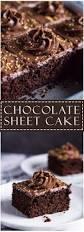 chocolate sheet cake marsha u0027s baking addiction