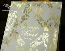 personalized wedding welcome bags foil st etsy