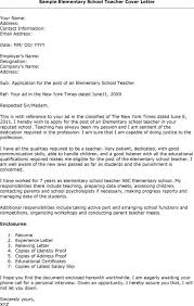 Cover Letters For Resume Examples by 13 Best Teacher Cover Letters Images On Pinterest Cover Letters