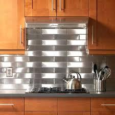 stainless steel backsplash kitchen pictures of stainless steel backsplashes kitchen stainless steel