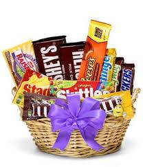 mothers day basket s day candy basket at from you flowers
