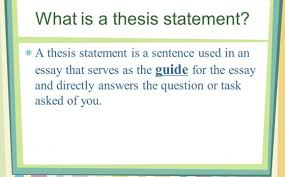 what is the thesis statement martin luther king ideal essays