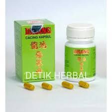 Obat Kapsul Cacing Tanah jual dilong obat kapsul cacing tanah detik herbal