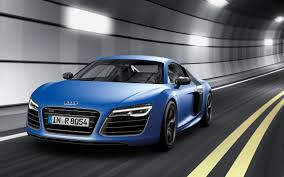 Audi R8 Jet Blue - audi r8 desktop wallpapers 2 audi r8 desktop wallpapers