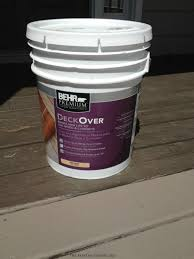 behr deckover product review color mixing behr and decking