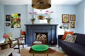 Images Of Home Interiors Interior Design U2014 Fun U0026 Colourful Small Family Home With Finished