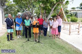 Bermuda Botanical Gardens Botanical Gardens Playground Opens Bernews