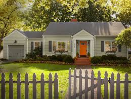 this is the paint combo for exterior of house i like glidden